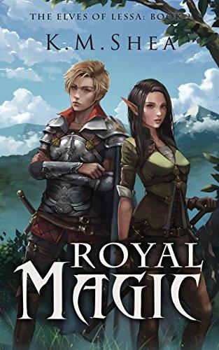 Royal Magic (The Elves of Lessa Book 2) (English Edition) eBook ...
