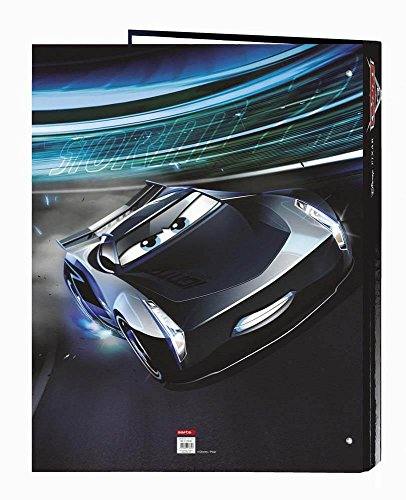 Cars-Carpeta-folio-4-anillas-mixtas-Safta-511709067
