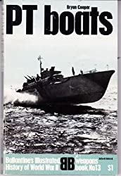 PT Boats by Bryan Cooper (1970-08-01)