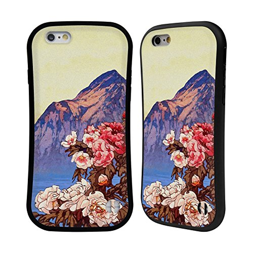 Ufficiale Kijiermono Waddling Through Kennijo Lake Arte Asiatica Antica Case Ibrida per Apple iPhone 7 Plus / 8 Plus Kanata Scents