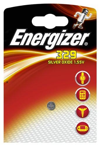 Energizer - 635318 - Pile de montre 329LD - Lot de 3