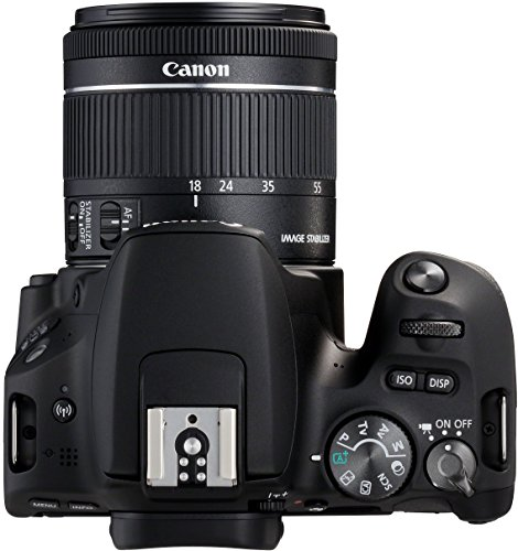 Canon EOS 200D – kit cuerpo con objetivo EF-S 18-55 IS STM
