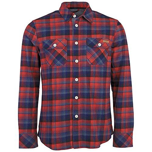 Chiemsee Herren Hemd Orwe Checky Chan Red