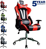 Heavy Duty Sporty Racing Office Chair for Game Players