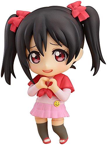 Love Live! Nendoroid Figur Nico Yazawa-Training-Outfit Zu Sehen. 10 cm