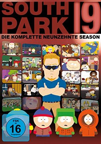 South Park - Season 19 [2 DVDs] Serie 19