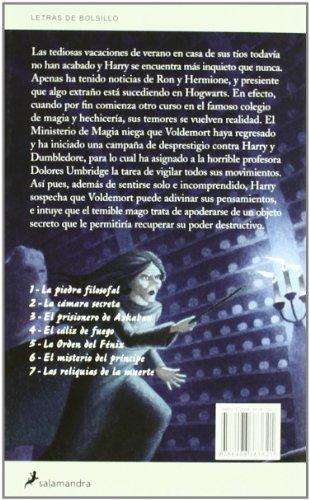 51Xz0HMyL%2BL - Harry Potter y la Orden del Fénix