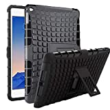 TGK Hybrid Heavy Duty Tough Rubber Armor Defender Shockproof with Stand Hard Case