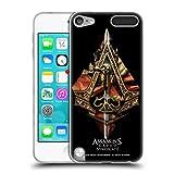Head Case Designs Offizielle Assassin's Creed Waffen Und Fahnen Verband Logo Kunst Soft Gel Huelle kompatibel mit Apple iPod Touch 5G 5th Gen