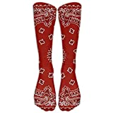 Novelty Gym Crew Long Stockings Sock Mane Unicorn Crown Compression Classic Unisex Anti-odor For Men Comfortable Casual Running Knee High Socks One Size
