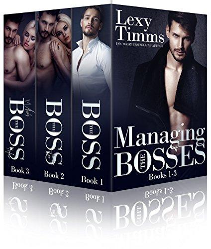 free kindle book Managing the Bosses Box Set #1-3: Billionaire Romance