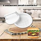 Swiftswan Burger Press Patty Maker, Antihaft-Hamburger Presse Maker Burger Making Tool Fleischpresse für Küche im Freien