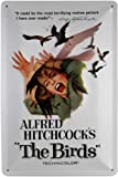 Blechschild geprägt Hitchcocks