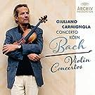 Bach: Violinkonzerte
