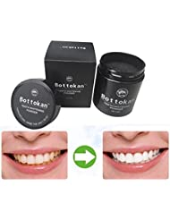 IGEMY Carbon Coco Organic Charcoal Teeth Whitening Powder Natural Tooth Polish (A)