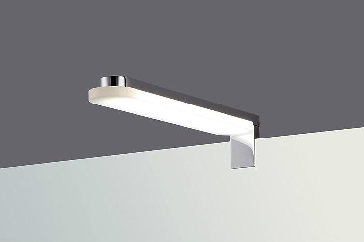 Lampe pince LED Lampe applique Miroir Salle de Bain Blanc chaud