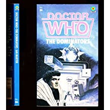 Doctor Who-The Dominators by Ian Marter (19-Jul-1984) Paperback