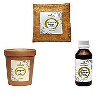Mitti Se Combo of Floor & Multipurpose Cleaner, Natural Dish Wash Powder, Laundry Detergent