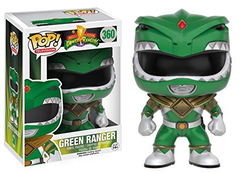Image of Power Rangers 10308 Pop Vinyl Green Ranger Figure