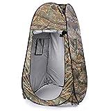 Dxlta Tente portative sac imperméable extérieur de cabines de douche de camping de plage