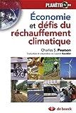 Economie et defis du rechauffement climatique