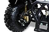 Miniquad Kinder Cobra ATV  rot / schwarz - 7