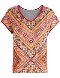 Promod Shirt mit orientalischem Print