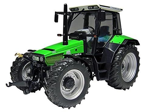 Weise Toys Deutz-Fahr AgroStar 6.38 (1993 - 1995) Tractor