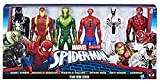 Pack 6 Figuren Spider-Man - Titan Helden