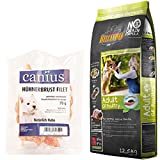 Belcando 12,5 kg Adult GF Poultry + 70 g Canius Hühnerbrust Filet