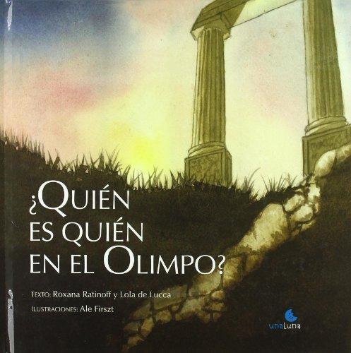 Quien Es Quien En El Olimpo (Mitologia Y Religion)