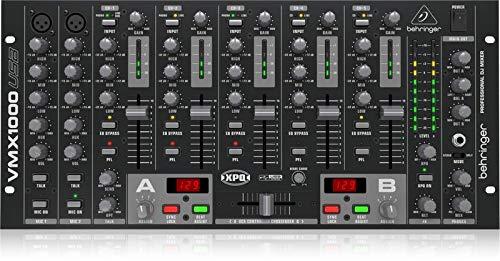 Pro Mixer 7-Kanal DJ Mixer ()