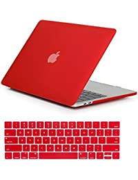 Enthopia Premium Smooth Rubber Finish Hard Shell Case For MacBook Pro 13 Inch (2016) A1706 / A1708 Hard Shell...