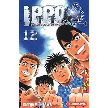Ippo - saison 4, La loi du ring - tome 12 (12)