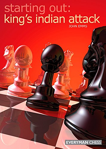 Starting Out: King's Indian Attack (English Edition) por John Emms