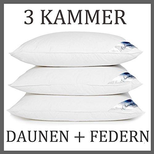 3-Kammer-Kopfkissen Bestseller