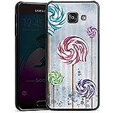 Samsung Galaxy A3 (2016) Housse Étui Protection Coque Lollipop Sucette couleurs