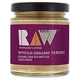 Raw Organic Health Whole Tahini, 170 g