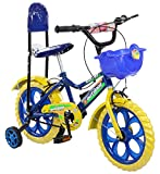 #3: Outdoor Blue 14 Inches Bicycle For Kids 3 to 5 Years