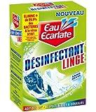 Eau Ecarlate - 732 - Désinfectant du Linge - Etui de 10 Pastilles de 30 g