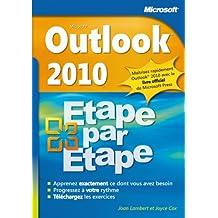 Outlook 2010 - Étape par Étape