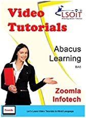 LSOIT Abacus Learning Pack with Abacus Kit Video Tutorials (DVD)