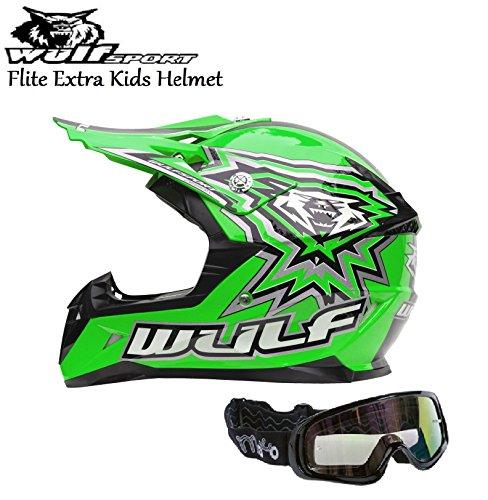 wulfsport-flite-xtra-kids-helmet-motorbike-quad-mx-sport-off-road-helmet-greegreen-l-black-one