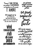 Parole italiane Swan Trasparente Silicone trasparente Timbro/sigillo per scrapbooking fai da te/album fotografico Decorativo chiaro francobolli fogliA1264