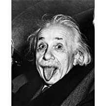Albert Einstein Poster On Silk <35cm x 44cm, 14inch x 18inch> - Cartel de Seda - C5A466