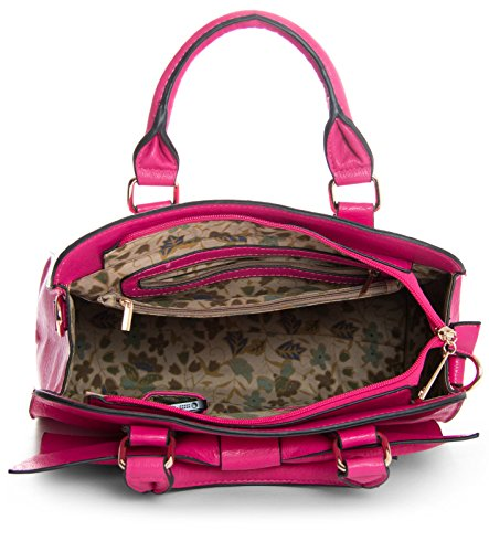 Big Handbag Shop, Borsa a mano donna One Light Tan