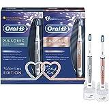 Oral-B Brosse à Dents Electrique Pulsonic Slim Valentin Edition