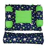 Baby Bedding Set with Reversible Blanket