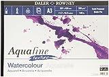Daler Rowney Aquafine aquarelle artists watercolour TEXTURE pad A3 cold pressed
