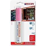 edding 4090 Fenster-/Kreidemarker, Blister, 4-15mm, neon-pink